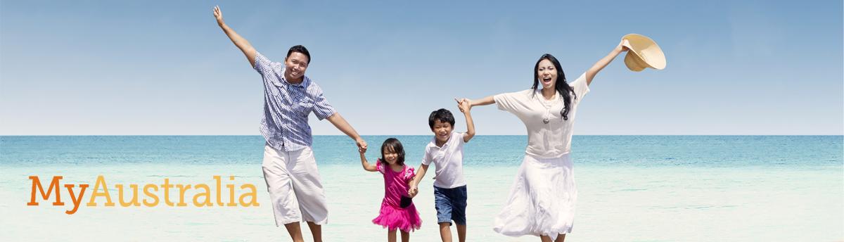 Family Visas for Australia